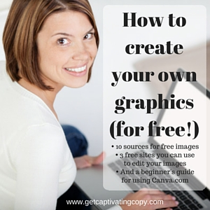 How to create your own graphics
