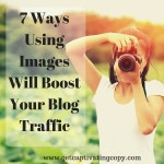Using images to boost your blog traffic