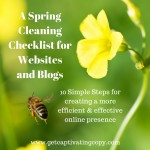 Spring cleaning checklist for your website