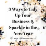 3 Ways to Get Your Business Ready for the New Year